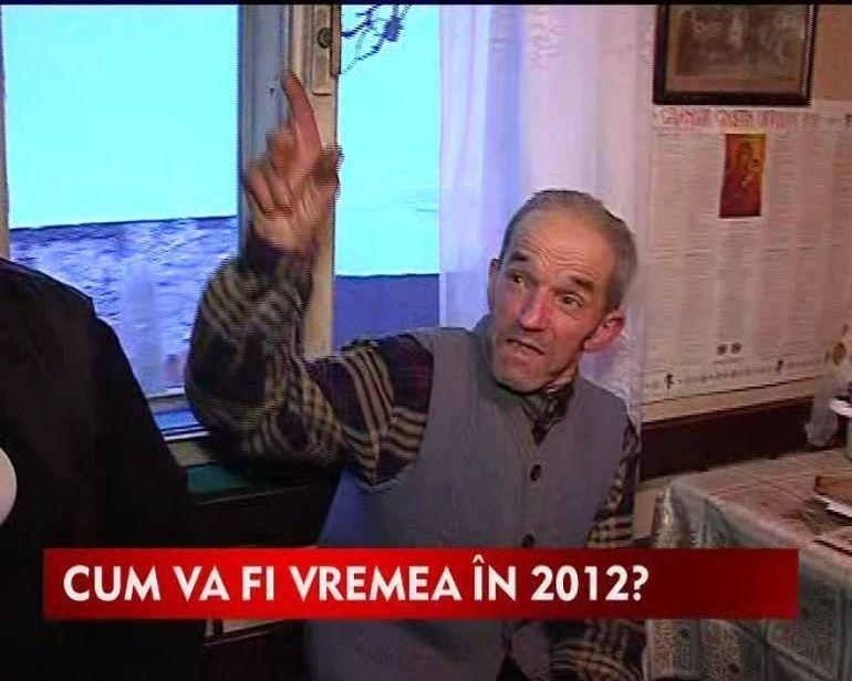 Afla cum va fi vremea in 2012 din foile de ceapa!VIDEO