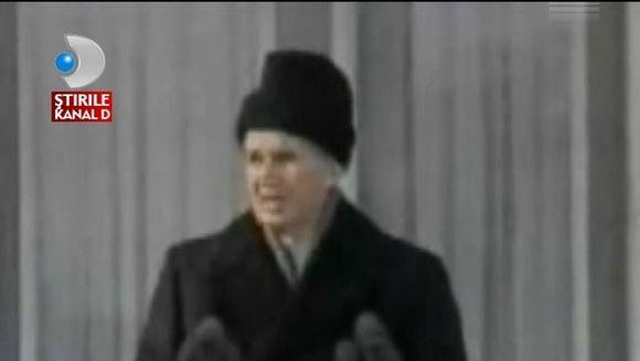 Se implinesc 22 de ani de la Revolutia din Decembrie 1989. Urmareste imagini din timpul revoltei! VIDEO