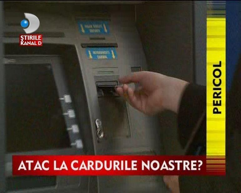 Tentativa de frauda in sistemul bancar romanesc. Vezi prin ce chin au trecut clientii mai multor banci! VIDEO