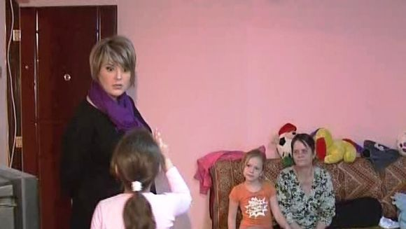 Simona Patruleasa, la capataiul unui copil suferind!