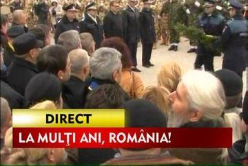 La multi ani, Romania! VIDEO