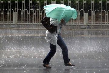 Avertizare meteo: COD GALBEN de ploi si vijelii. Vezi harta zonelor afectate