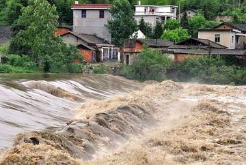 COD GALBEN de inundatii. Iata care sunt zonele afectate