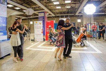 Milonga si concerte de muzica clasica la metrou