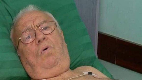 Alexandru Arsinel va fi INTERNAT din nou in spital. Actorul nu se simte bine