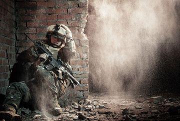TRAGEDIE. Doi militari romani au murit in Afganistan in urma unei explozii