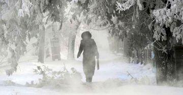 Ne asteapta o IARNA GREA? Datele meteo indica mase de aer arctic, cu GERURI ANORMALE