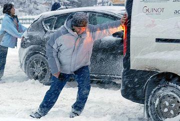 PROGNOZA METEO: Se anunta vreme deosebit de RECE! Vezi cat de frig va fi in weekend