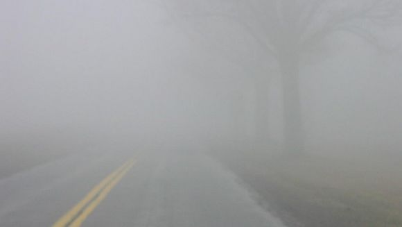 COD GALBEN de ceata cu depuneri de chiciura si polei. Vezi ce judete vor fi afectate!