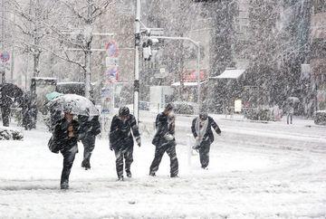 COD GALBEN de ninsori. Vremea se raceste in toata tara. Vezi ce judete vor fi afectate!