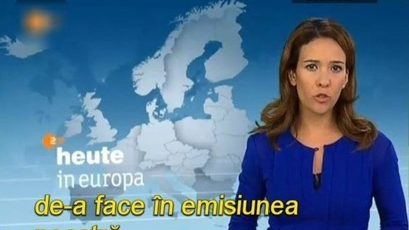 Stirile Kanal D la ZDF