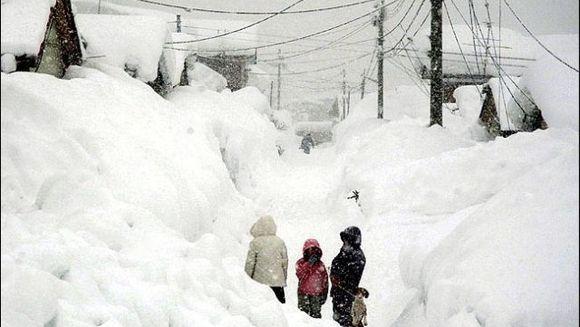 Cat de mult va mai ninge? PROGNOZA METEO pana pe 9 februarie