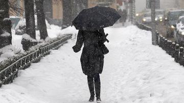 COD GALBEN SI PORTOCALIU de ninsori. Vezi ce zone vor fi afectate!