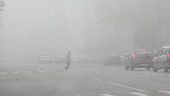 COD GALBEN de ceata in 15 judete din sudul si estul tarii