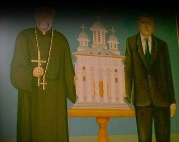Ce legatura poate fi intre Sfanta Parascheva si primarul din Zimnicea? Va spunem noi