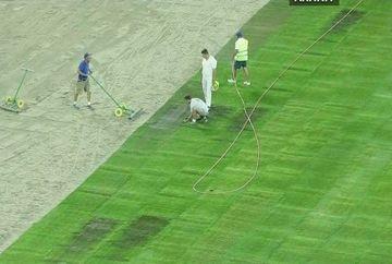 Visam sa organizam EURO 2020, dar nici gazon NU AVEM!