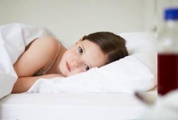 S-A SOCAT cand a vazut ce se afla in patul fetitei sale de 12 ani!