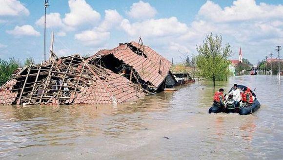 COD PORTOCALIU de inundatii! Vezi care sunt zonele afectate