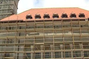 Cladirea Primariei Sectorului 1 din Capitala, intr-o renovare continua! Cat au costat pana acum lucrarile