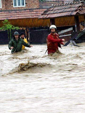 Nu scapam de ploi! ANM a anuntat cod galben de inundatii. Uite zonele vizate