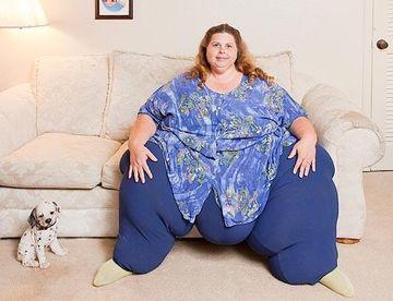 INCREDIBIL! A fost CEA MAI GRASA femeie din lume insa a slabit 45 de kilograme facand SEX. Vezi cum arata acum