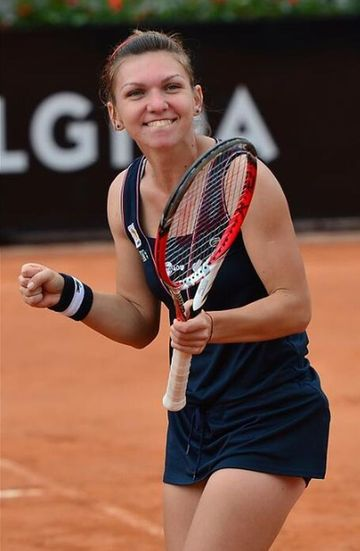 Cati bani a castigat Simona Halep la Roland Garros