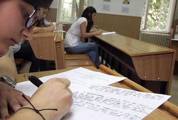 EVALUAREA NATIONALA: Elevii sustin proba la Limba si literatura romana