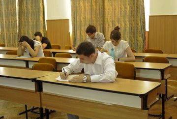 BACALAUREAT 2014: Candidatii sustin astazi proba scrisa la limba romana
