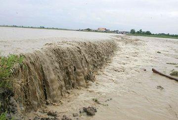 COD ROSU de inundatii! Vezi zonele vizate