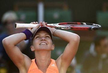 Simona Halep urca pe LOCUL 2 in clasamentul WTA