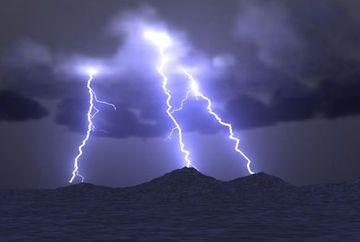 AVERTIZARE METEO: COD GALBEN de ploi si vijelii! Vezi zonele vizate