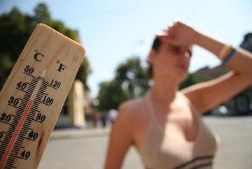 ALERTA. Vremea va fi CANICULARA. Vezi ce temperaturi se vor inregistra miercuri si joi!