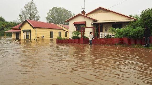 O noua AVERTIZARE METEO: Cod galben de inundatii pe rauri din 23 de judete