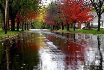 AVERTIZARE METEO: Vremea se raceste! Cod galben de ploi in mai multe judete din tara