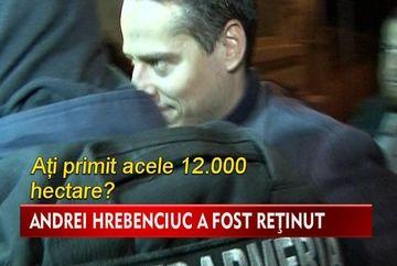 Fiul lui Viorel Hrebenciuc a fost RETINUT! E cercetat in dosarul retrocedarilor ilegale