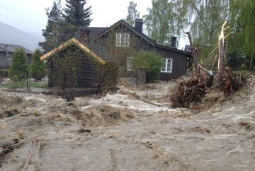 COD PORTOCALIU de inundatii in judetele Timis si Caras-Severin si pe raurile Barzava si Caras