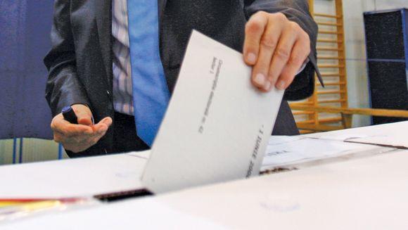 Peste 1,79 milioane de bucuresteni, asteptati la urne pentru alegerea presedintelui