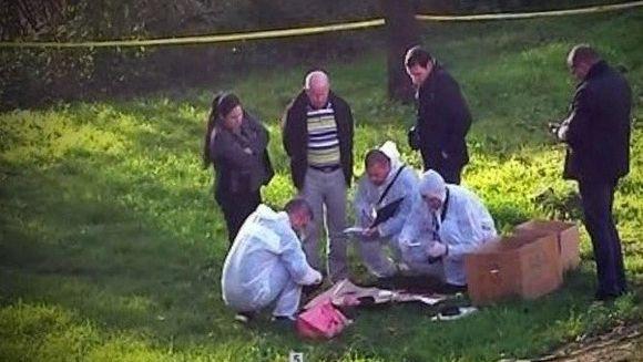 Politistii au schitat portretul criminalului actritei Gabriela Dorgai!