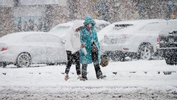 O noua AVERTIZARE METEO: COD GALBEN de ninsori. Vezi care sunt judetele afectate!