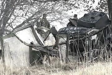 Gabriel Titiana, pilotul elicopterului militar prabusit in Sibiu a pierdut lupta cu viata!
