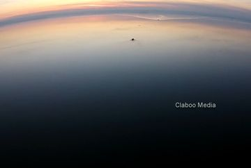 Accidentul aviatic de la Siutghiol: PRIMELE IMAGINI filmate de drona dupa prabusirea elicopterului SMURD, date publicitatii