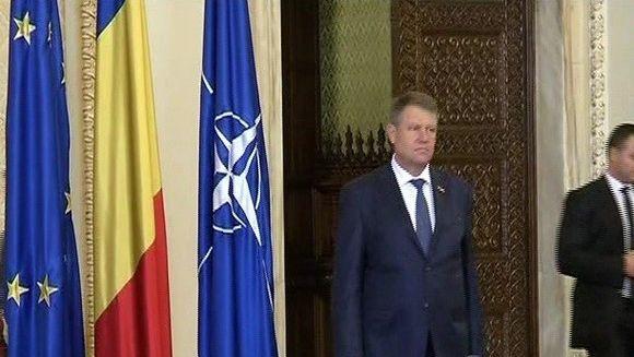 In prima zi de munca presedintele Klaus Iohannis a avut programul incarcat!