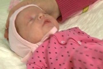 O fetita a lasat cu gura cascata o armata de medici! Iata ce a facut la 29 de saptamani cand nimeni nu-i mai dadea nicio sansa!