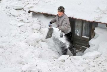 PROGNOZA METEO: Se intorc ploile si ninsorile! Vezi cat de frig va fi in weekend