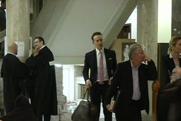 Zi grea pentru Radu Mazare la Curtea Suprema! A vorbit minute in sir cu jurnalistii si a dat declaratii in fata magistratilor