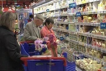 Marile lanturi de magazine maresc preturile inainte de scaderea TVA!