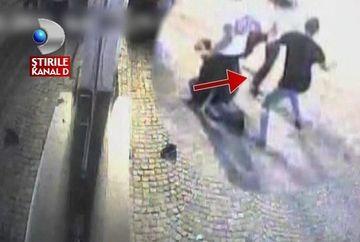 Unul dintre agresorii tanarului injunghiat in Centrul Vechi a fost retinut de procurori