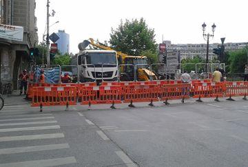 VESTE exceptionala pentru soferii din Bucuresti! Uite ce se intampla cu circulatia in zona Splaiul Independentei - Podul Izvor!