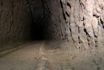 Au aparut imaginile cu tunelul prin care a reusit sa evadeze regele drogurilor, Joaquin Guzman