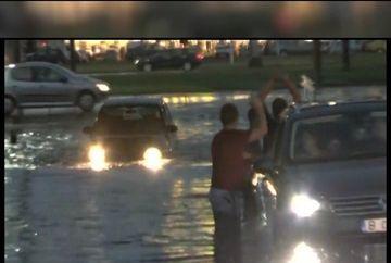 Furtuna a facut ravagii in Arad!